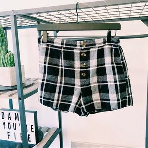 3 FOR 20🌟 American Eagle Plaid Shorts Size Xs S